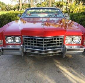 1973 Cadillac Eldorado Convertible for sale 101138165