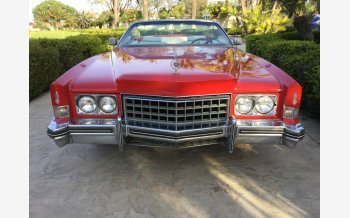 1973 Cadillac Eldorado Convertible for sale 101138165