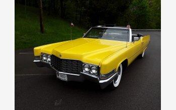 1969 Cadillac De Ville Coupe for sale 101138174