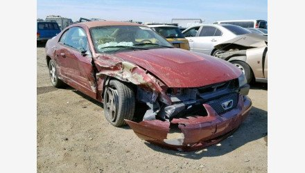 2004 Ford Mustang Coupe for sale 101138243