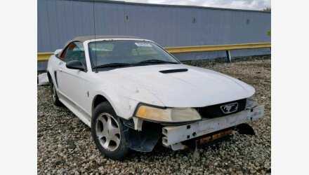 2000 Ford Mustang Convertible for sale 101138246