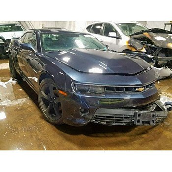 2014 Chevrolet Camaro LT Coupe for sale 101138304