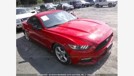 2015 Ford Mustang Coupe for sale 101138357