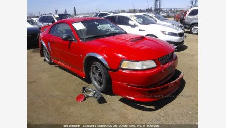 2000 Ford Mustang Coupe for sale 101138364