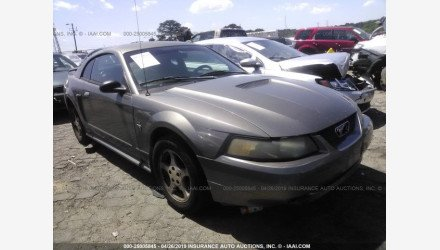 2002 Ford Mustang Coupe for sale 101138365