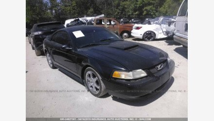 2000 Ford Mustang GT Coupe for sale 101138368