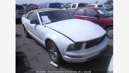 2006 Ford Mustang Convertible for sale 101138395