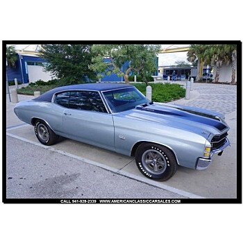1971 Chevrolet Chevelle for sale 101138588