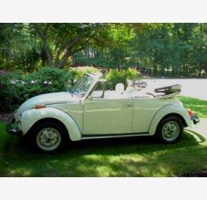 1979 Volkswagen Beetle For 101138654