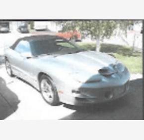 1998 Pontiac Firebird Trans Am Convertible for sale 101138665
