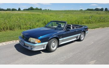 1991 Ford Mustang GT Convertible for sale 101138697