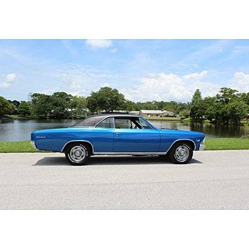 1966 Chevrolet Chevelle for sale 101138707