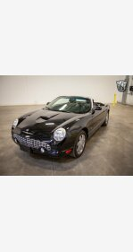 2003 Ford Thunderbird for sale 101138719