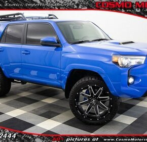 2019 Toyota 4Runner 4WD for sale 101138738
