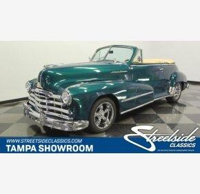 1948 Pontiac Torpedo for sale 101138741