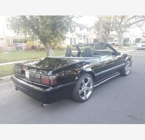 1987 Ford Mustang LX V8 Coupe for sale 101138744