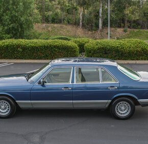 1983 Mercedes-Benz 500SEL for sale 101138762