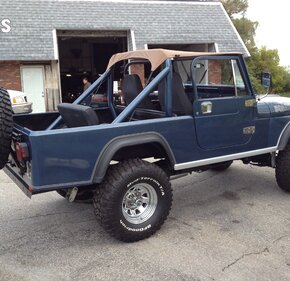 1981 Jeep Scrambler for sale 101138766