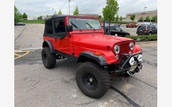 1983 Jeep CJ 7 for sale 101138768