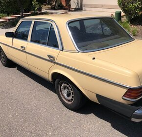 1984 Mercedes-Benz 300D Turbo for sale 101138770