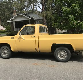 1978 Chevrolet C/K Truck Custom Deluxe for sale 101138774