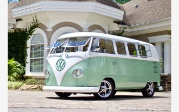 1962 Volkswagen Vans for sale 101138781