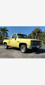 1987 Chevrolet C/K Truck 2WD Regular Cab 1500 for sale 101138805