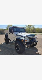 2006 Jeep Wrangler 4WD Unlimited for sale 101138824