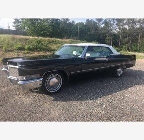 1970 Cadillac De Ville for sale 101138845