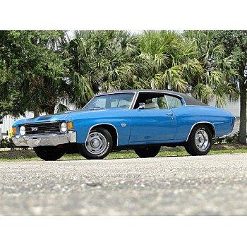 1972 Chevrolet Chevelle for sale 101138870