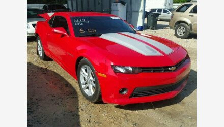 2015 Chevrolet Camaro LT Coupe for sale 101139021