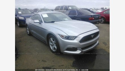 2015 Ford Mustang Coupe for sale 101139044
