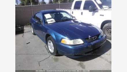 2000 Ford Mustang Coupe for sale 101139106