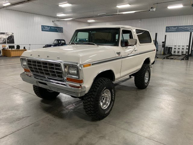 1979 Ford Bronco Classics For Sale Classics On Autotrader