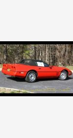 1987 Chevrolet Corvette Convertible for sale 101139264