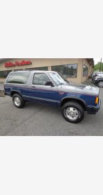 1988 Chevrolet S10 Blazer 4WD for sale 101139293