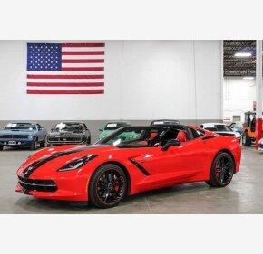 2015 Chevrolet Corvette Coupe for sale 101139308
