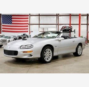 2002 Chevrolet Camaro Z28 Convertible for sale 101139312