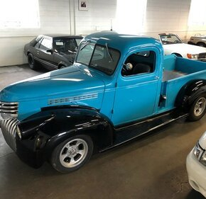1946 Chevrolet Other Chevrolet Models for sale 101139319