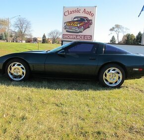 1993 Chevrolet Corvette for sale 101139322