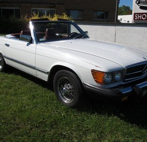 1980 Mercedes-Benz 450SL for sale 101139323