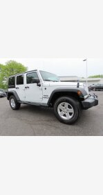 2016 Jeep Wrangler 4WD Unlimited Sport for sale 101139348