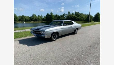 1970 Chevrolet Chevelle SS for sale 101139361