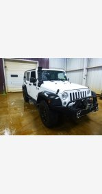 2014 Jeep Wrangler 4WD Unlimited Sport for sale 101139371