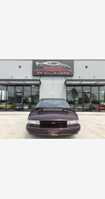 1996 Chevrolet Impala SS for sale 101139382