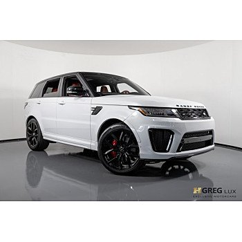 2019 Land Rover Range Rover Sport for sale 101139401