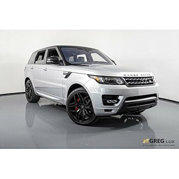 2017 Land Rover Range Rover Sport for sale 101139402