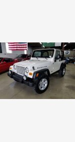 2006 Jeep Wrangler 4WD Rubicon for sale 101139407