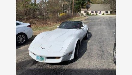 1982 Chevrolet Corvette for sale 101139416
