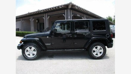 2008 Jeep Wrangler 4WD Unlimited Sahara for sale 101139419
